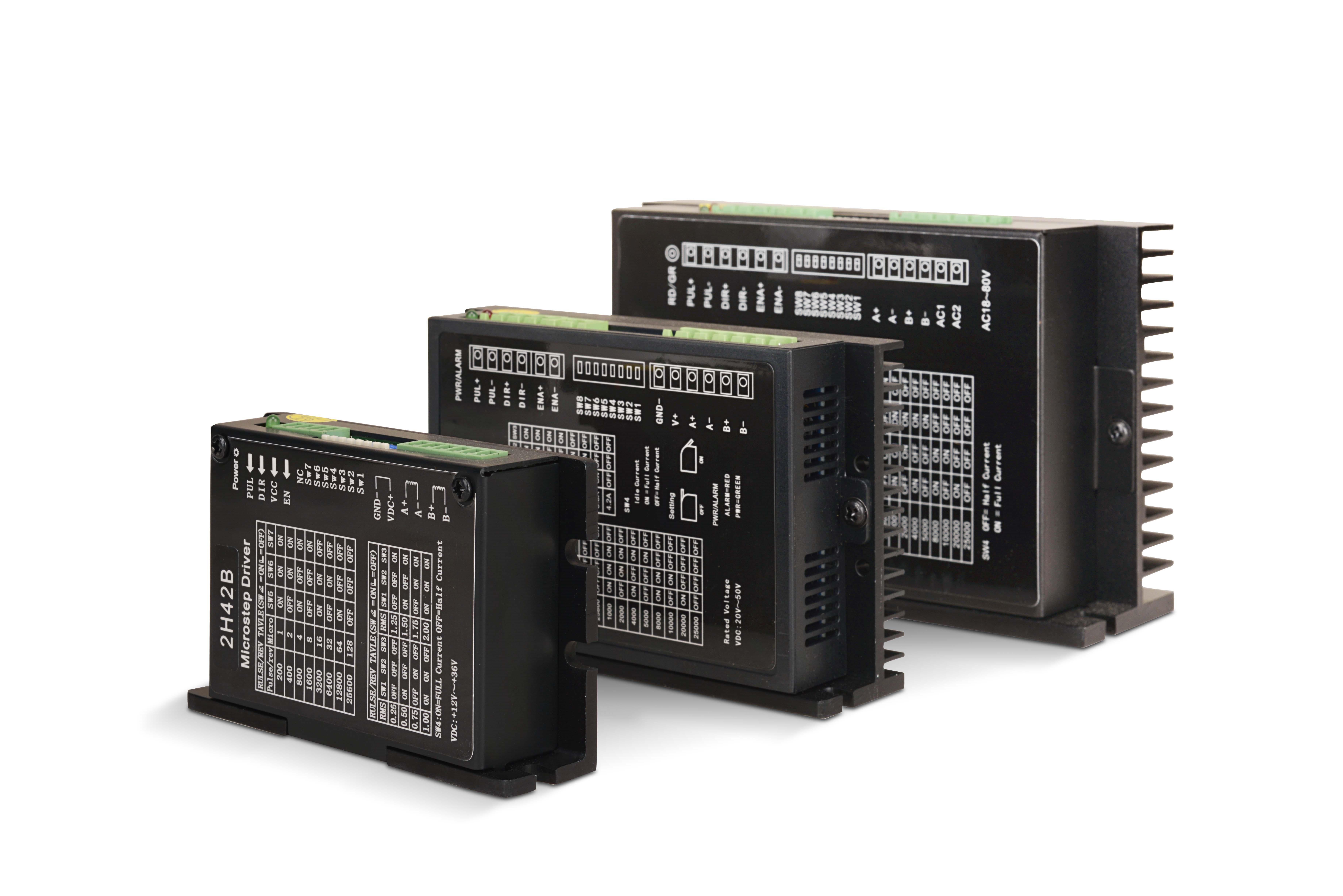 42~57系列步进电机用驱动器SD42 微型驱动器深圳